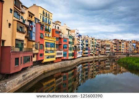 Houses Barcelona Spain Stock Photo 36220711 Shutterstock