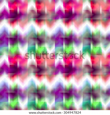 colorful ikat prints ~ seamless background