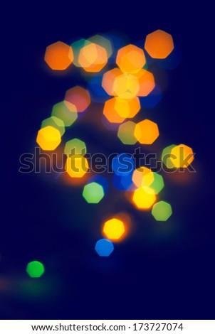 colorful light effect. background
