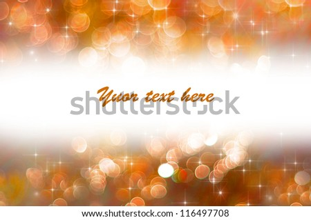 colorful light texture christmas background - stock photo