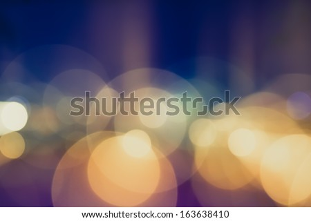 Colorful lights as a background - stock photo