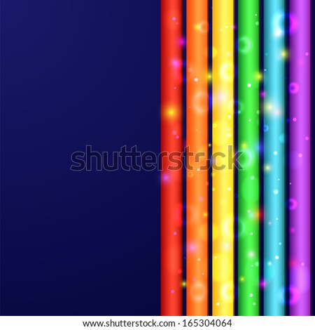 Colorful line background. Perfect for your business presentations