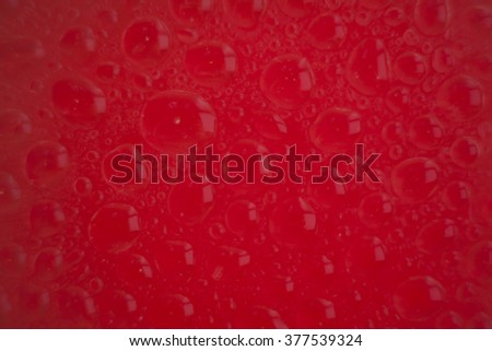 Colorful liquid droplets background wallpaper