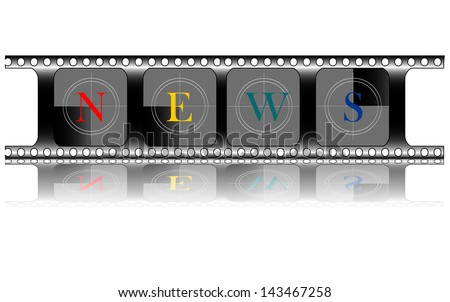 colorful, Media, Electronic news,