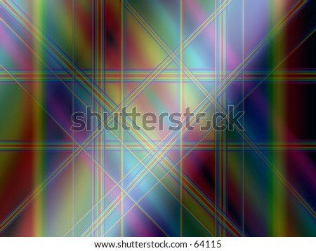 colorful metal background - stock photo