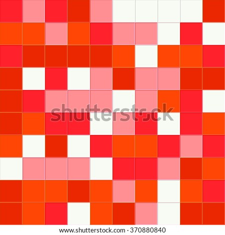 colorful mosaic tile - seamless background