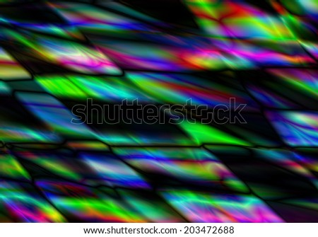 Colorful motion abstract background - stock photo