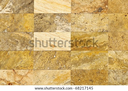 Colorful natural stone background - stock photo