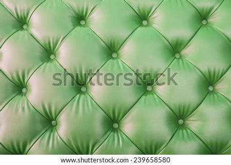 Colorful of upholstery leather pattern background.