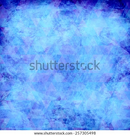 Colorful painted vintage background - stock photo