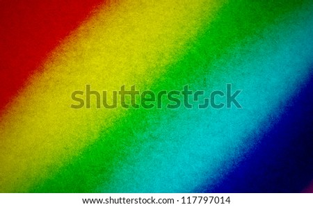Colorful paper background texture - stock photo