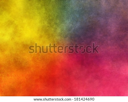 Colorful paper for texture or background - stock photo
