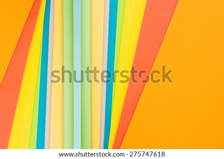 colorful paper texture