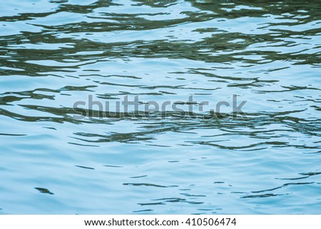 Colorful patterns of water reflection background
