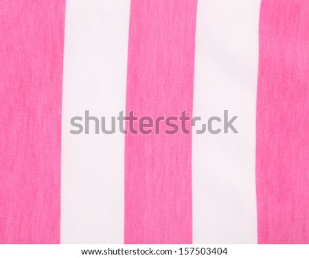Colorful pink and white stripes. Whole background. - stock photo
