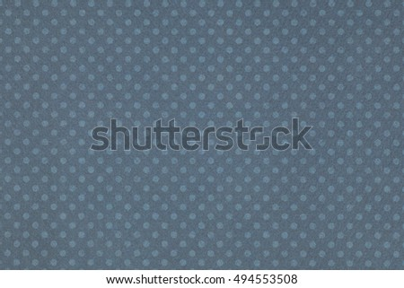 Colorful polka dot paper background texture.