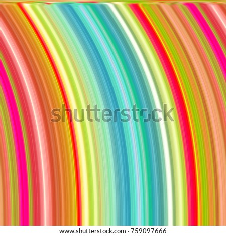 colorful rainbow background all colors spectrum stock illustration