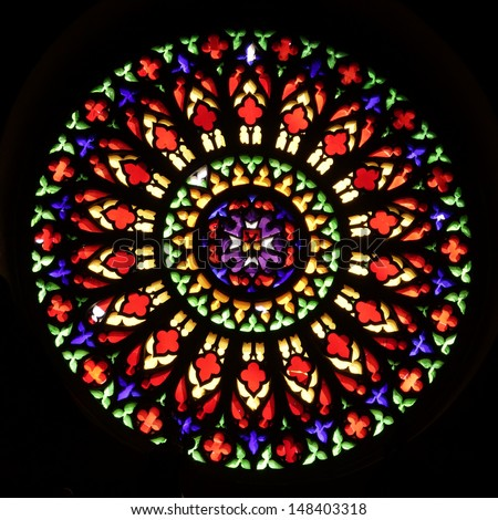 Stock similar to ID stained glass