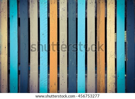 colorful rustic wood texture background