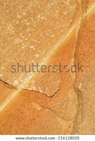 Colorful Sandstone, Coyote Buttes South, Paria Canyon-Vermilion Cliffs Wilderness, USA - stock photo