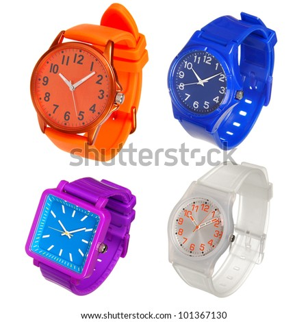 Logos Of Wrist Watches