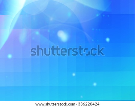 Colorful smooth twist light lines ,holiday card. - stock photo