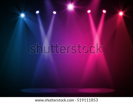Stage Light Stock Images Royalty Free Vectors