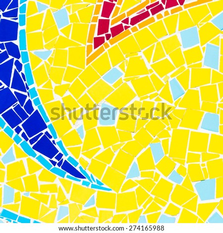 Colorful Tiles textures background