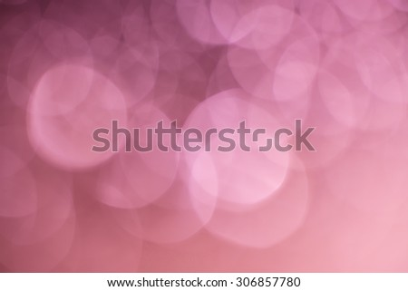 colorful twinkling lights bokeh light background - stock photo