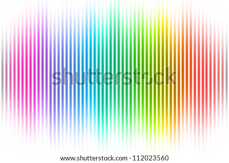 Colorful Vertical Blurred Lines Background