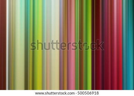 Colorful vertical lines of different colors abstract background. Background consists of red, green and pastel colors.