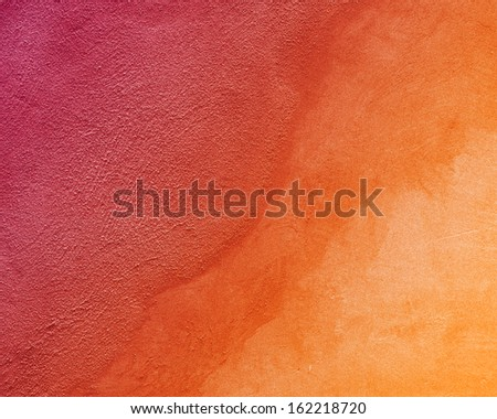 colorful wall structure - stock photo