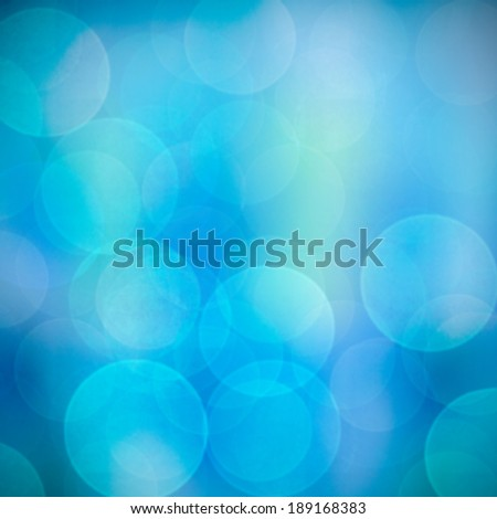 Colorfull bokeh lights abstract background.