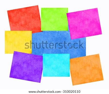 colors - stock photo
