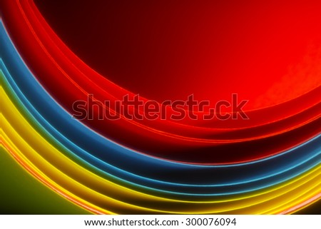 colors band background. - stock photo