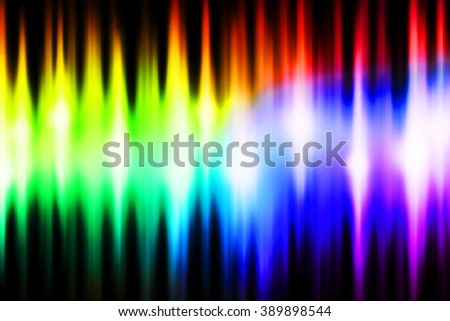 Colors Lights Backdrop