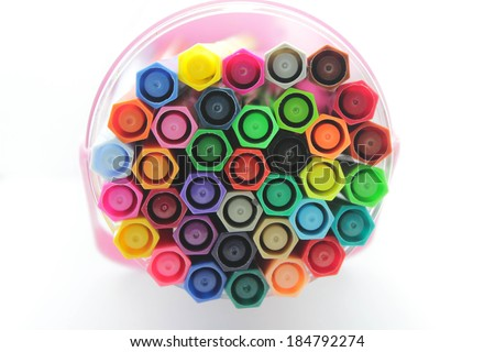 Colors Marker Pens