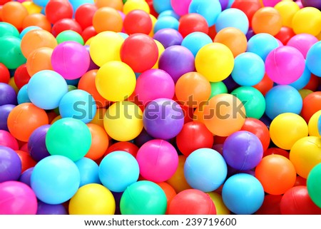 Colour Ball