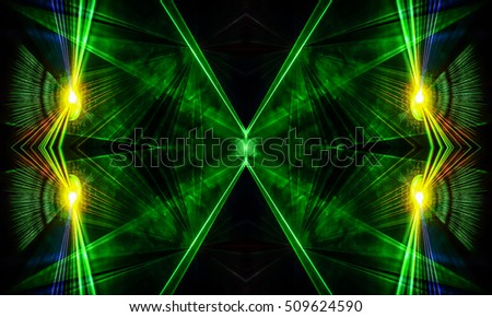 Colourful abstract , Abstract background Laser light multicolored for design , Pattern
