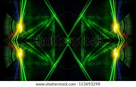 Colourful abstract , Abstract background Laser light multicolored for design , Pattern It can be used for wallpaper, screen smart phones and computer
