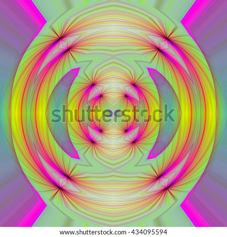 Colourful abstract Laser light Background with space for text or image Pattern It can be used for wallpaper, screen smart phones and computers