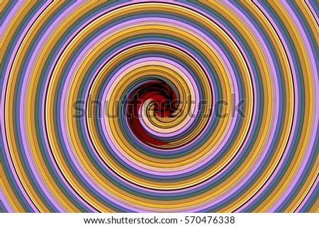 Colourful swirl abstract art background