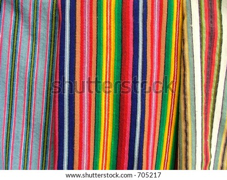 colourful textile