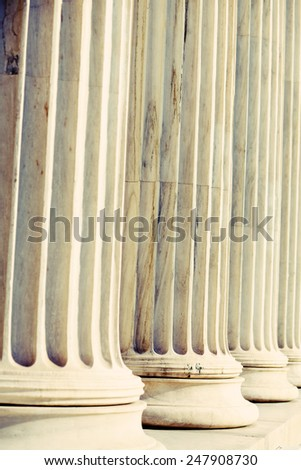 Column Pillars , instagram look
