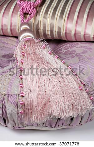 Combination pillows - stock photo