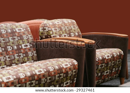Comfortable Public seating area