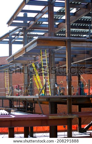 Commercial Construction Site