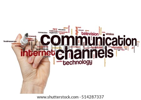 communication channels 1 And as these communication channels enhance their capabilities and  with  each reporting over 1 billion people using their services at least.
