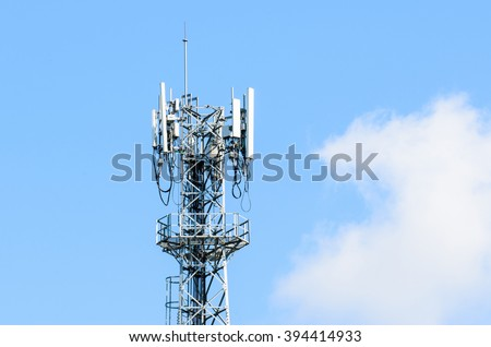 Communication Tower Stock Images, Royalty-Free Images ...