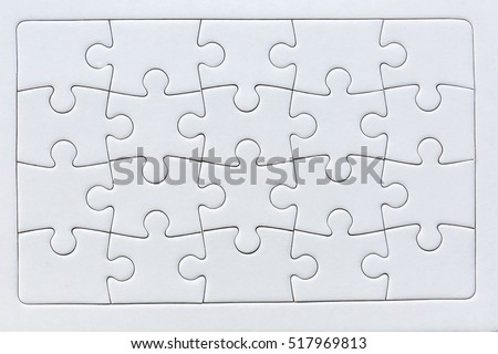 complete puzzle of twenty pieces